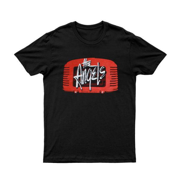 Wireless Show Black Tshirt