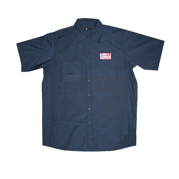 Navy Mechanics Shirt