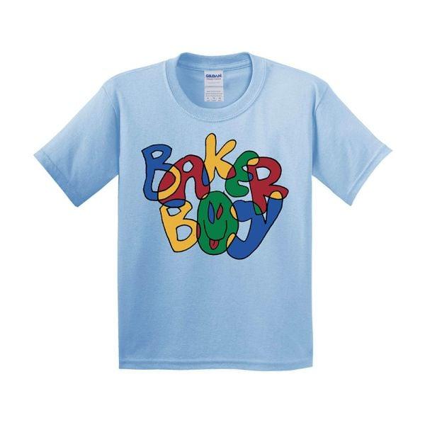 Smile Youth Light Blue Tshirt