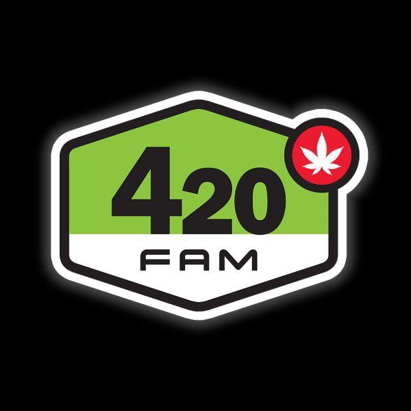 420 FAM AIR FRESHENER