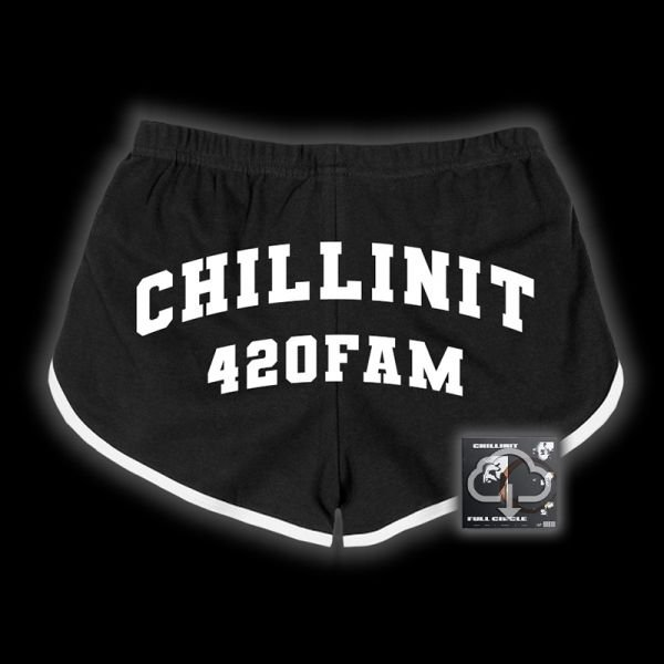 BOOTY SHORTS w/ Full Circle Digital Download