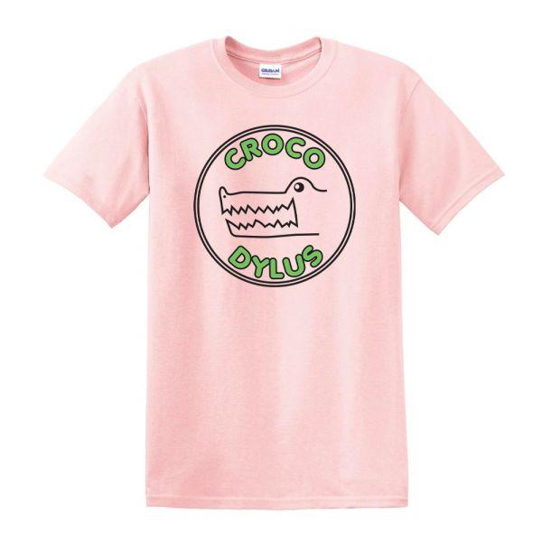 Croc Logo Shirt - Pink