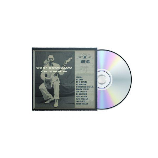 Gon Boogaloo (CD)
