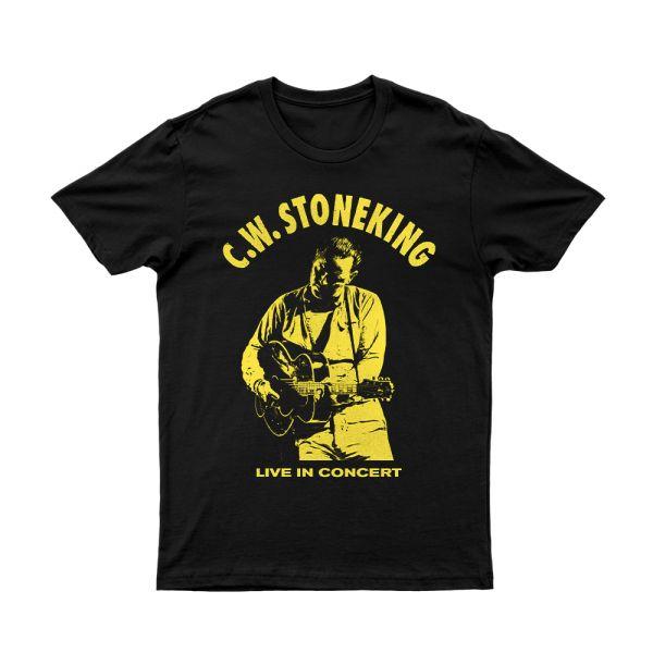 Live in Concert Black Tshirt