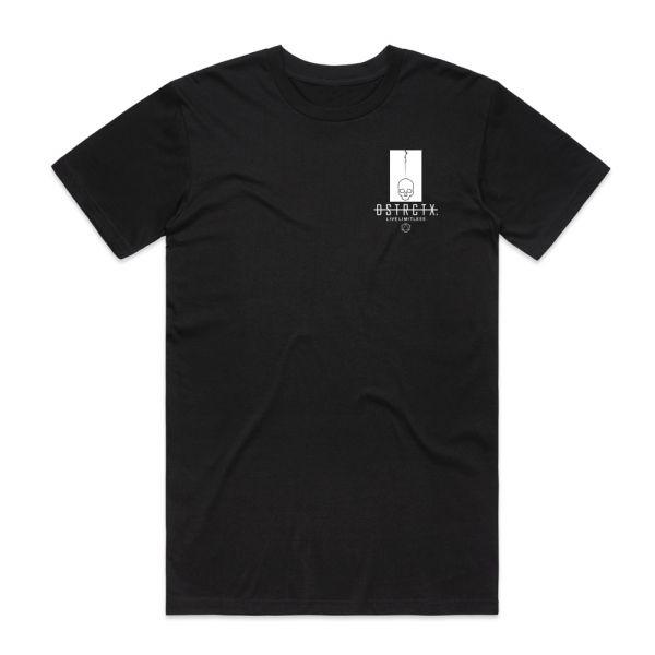 Limitless Black Tshirt