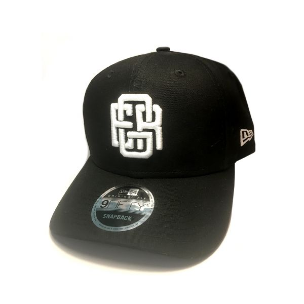 New Era X Golden Era 9Fifty Pre-curved Snapback.