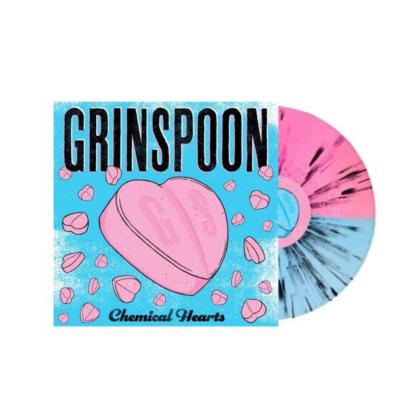 Chemical Hearts (Vinyl) Splatter