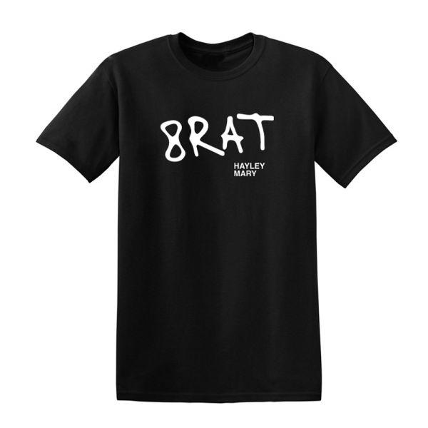 Brat Black Tshirt