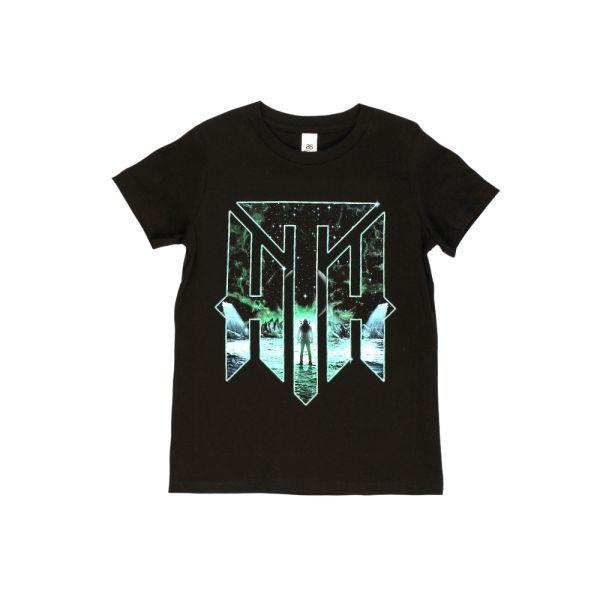 Great Expanse Tour Kids Black Tshirt