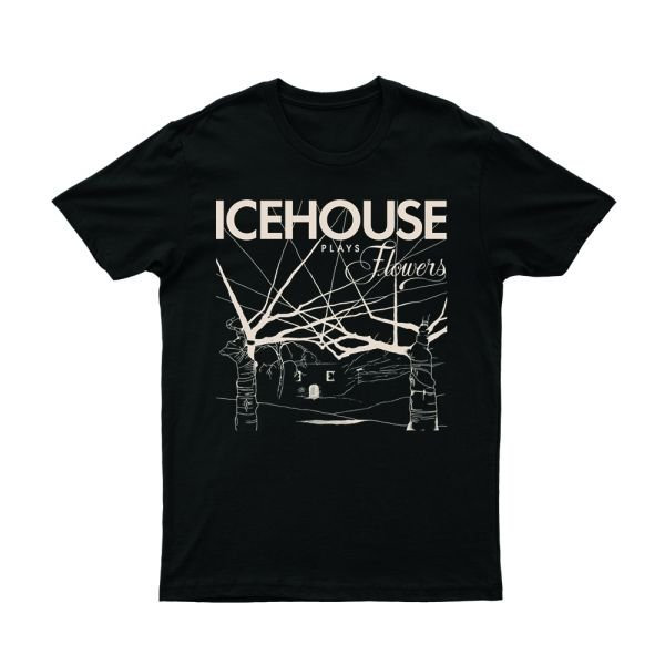 Icehouse Plays Flowers Tshirt