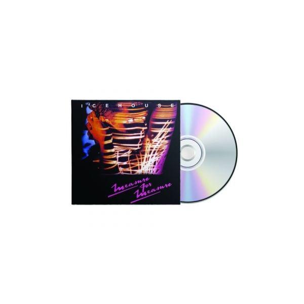 Measure To Measure Reissued CD