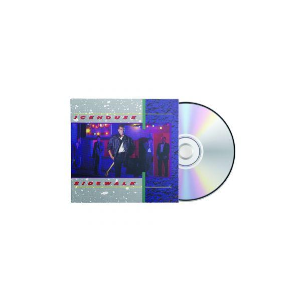 Sidewalk Reissued CD