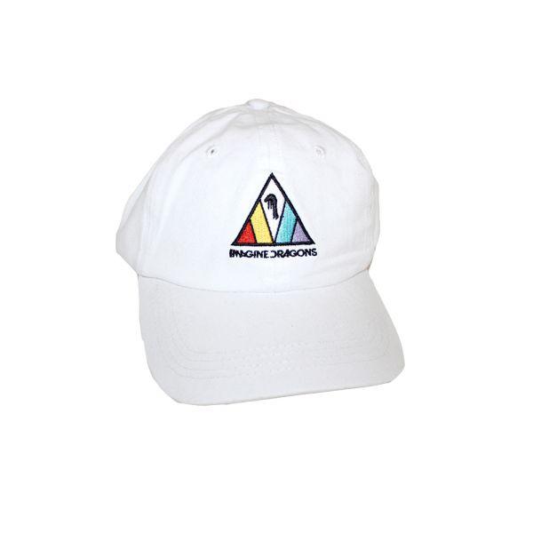 White Dad Cap