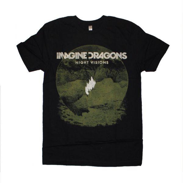 Flame Black Tshirt