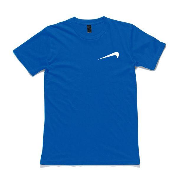 Just Torrent It Blue Tshirt