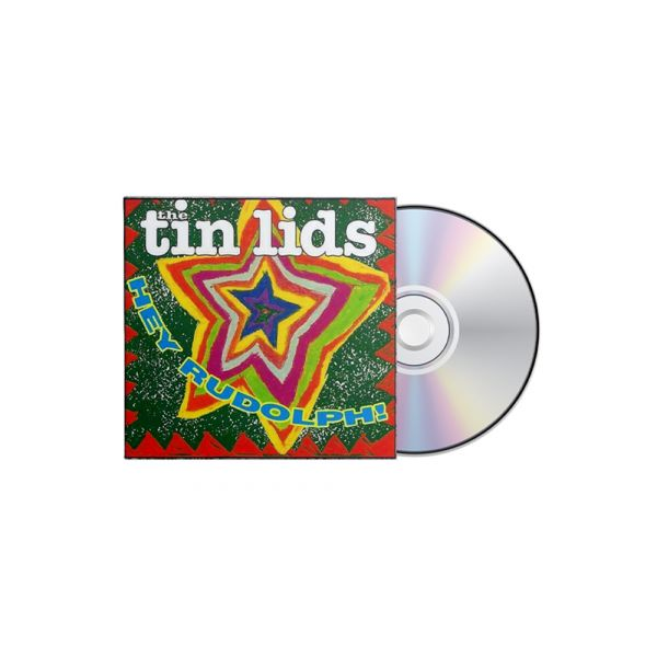 Hey Rudolph CD  ( The Tin Lids )