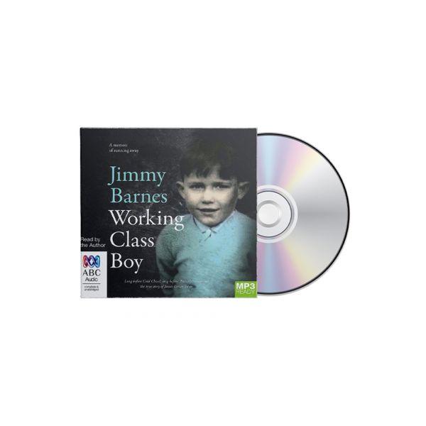 Working Class Boy Audiobook CD
