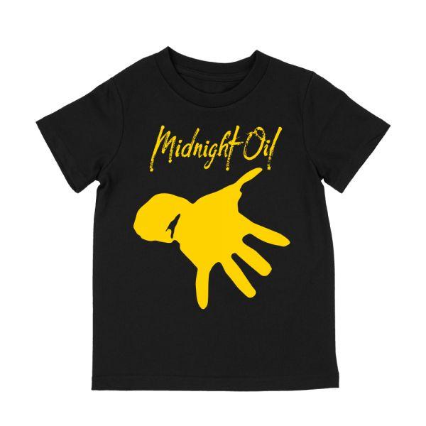 Hand Kids Black Tshirt