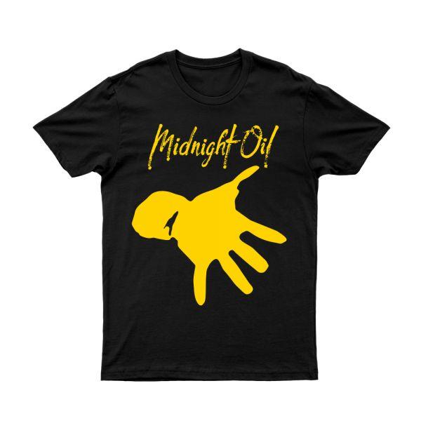 Hand Black Tshirt