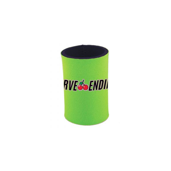 Lime Green Stubby Holder