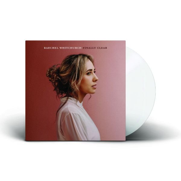 FINALLY CLEAR (LP) CLEAR VINYL LIMITED EDITION - PREORDER NOW!