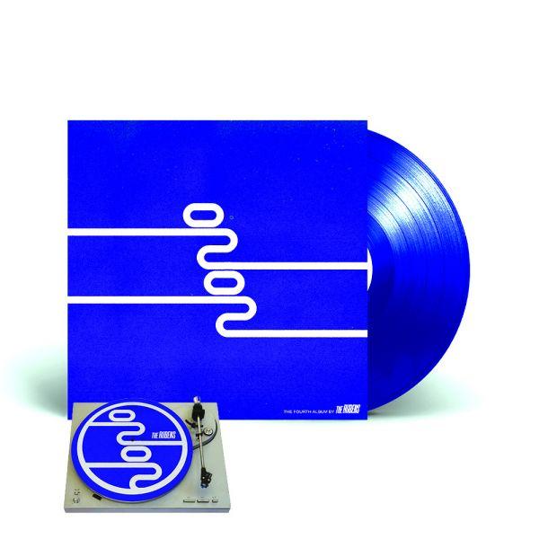 0202 LP (Vinyl) w/Slipmat