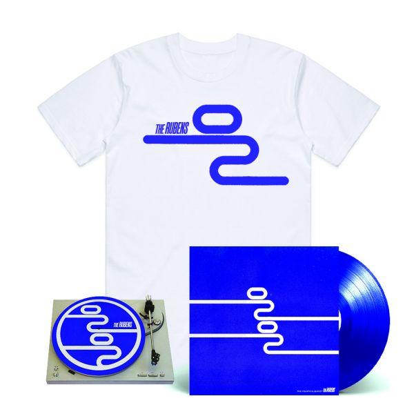 0202 LP (Vinyl)/Tee Bundle w/ Slipmat
