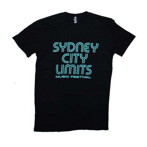 Logo Black Tshirt 2018 Event