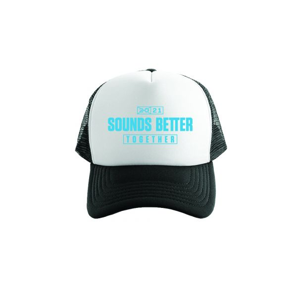 Sounds Better Together Trucker Hat