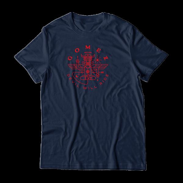 Devil Will Ride T-Shirt