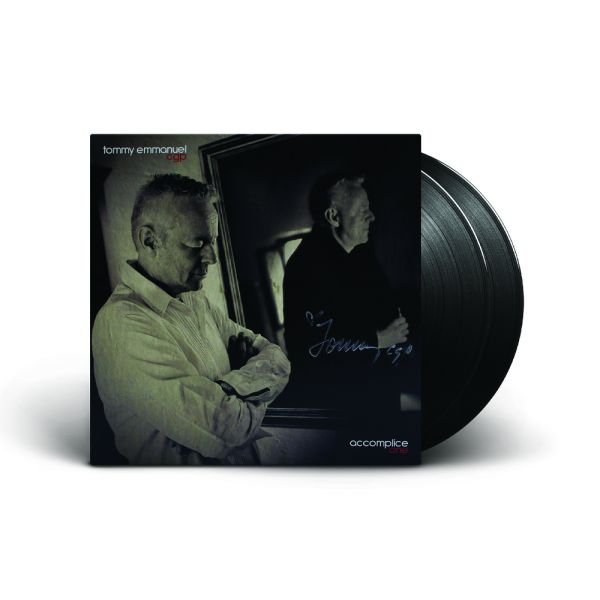 Accomplice One Double Vinyl (2018) Limited Signed