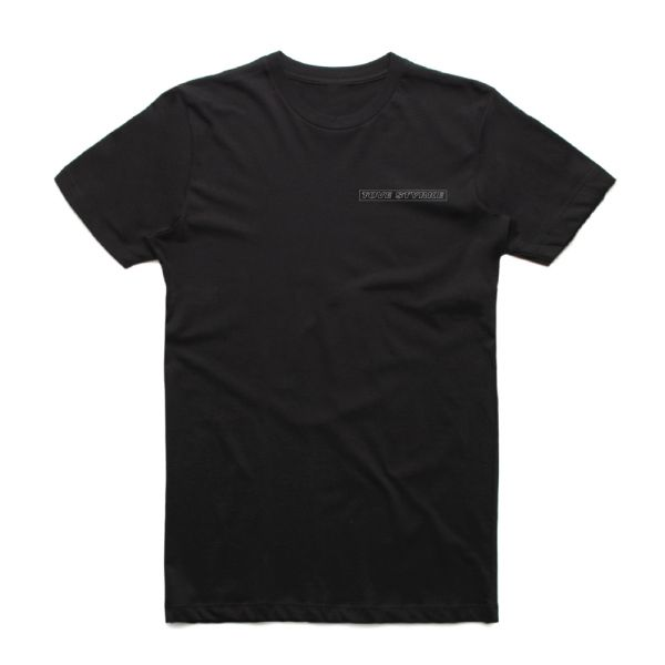 Cherry Black Tshirt