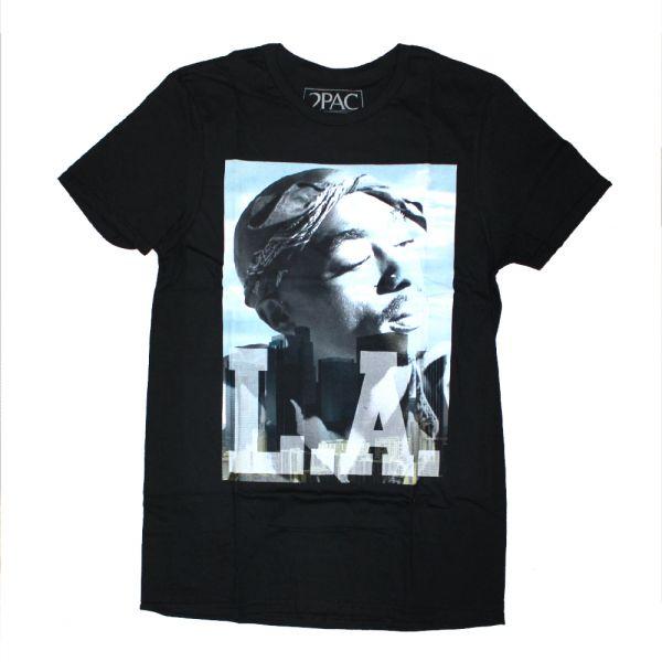 LA Black Tshirt