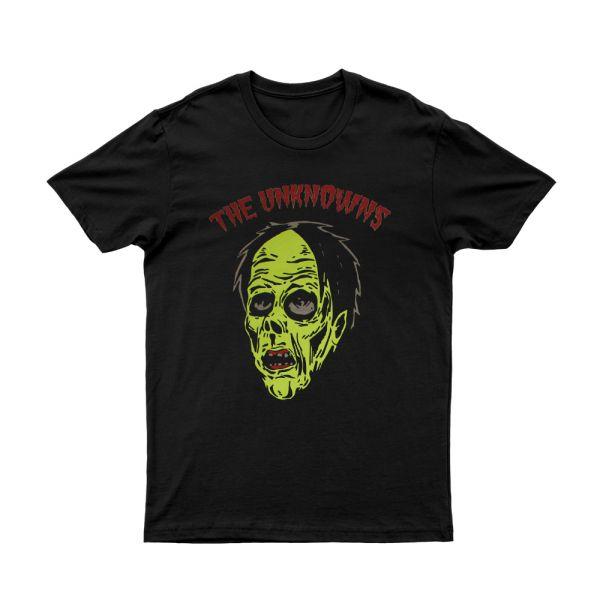Zombie Black Tshirt