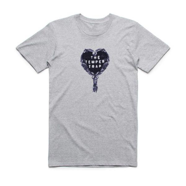 Grey Heart Logo