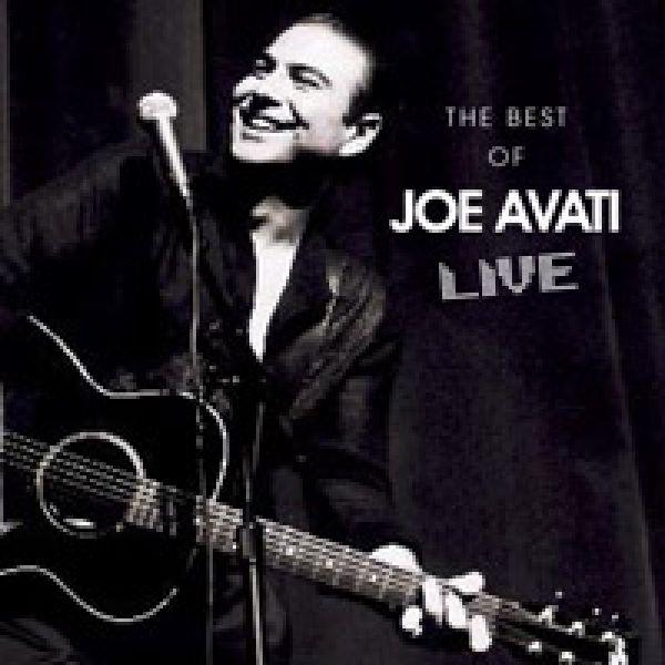 Joe Avati Live Double CD