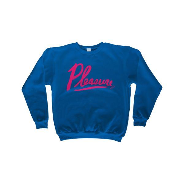 Pleasure Royal Blue Sweater