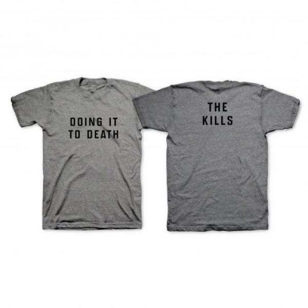 Grey DITD T-Shirt