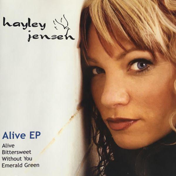 'Alive EP' CD