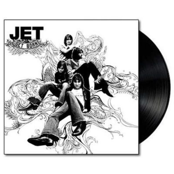 Get Born LP (Vinyl)