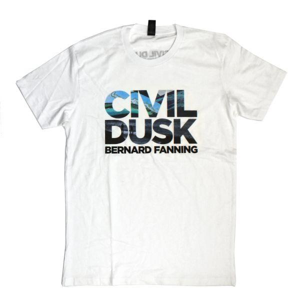 Civil Dusk White Tshirt