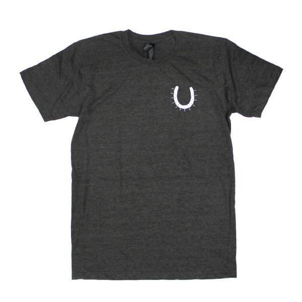 Horseshoe Asphalt Tshirt