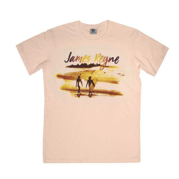 Sunset Natural Tshirt