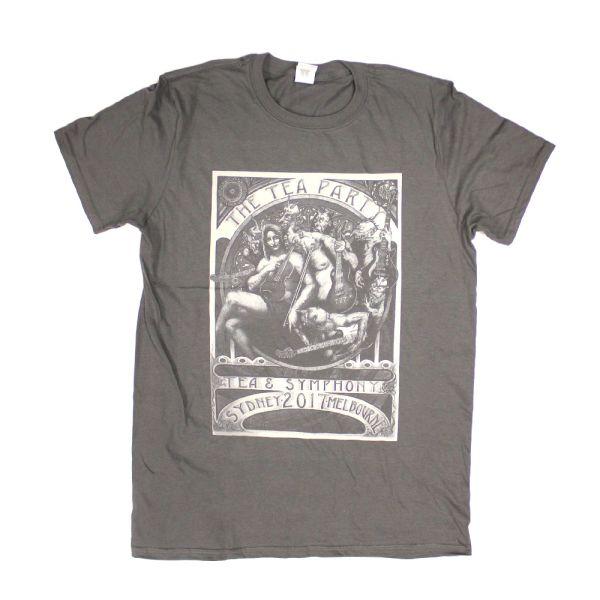 Symphony Charcoal Tshirt